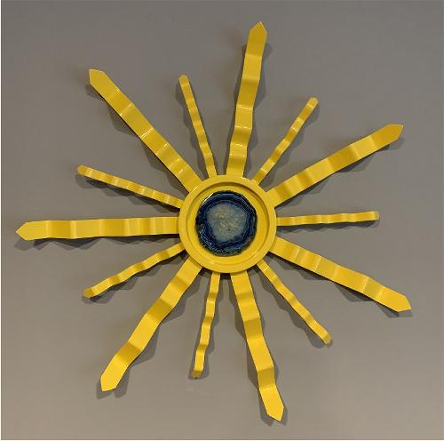 Adhara Sun Sculpture